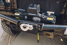 What you should consider before buying a 4wd winch