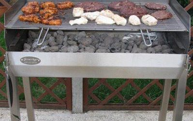 The Advantages of Stainless Steel Barbecues